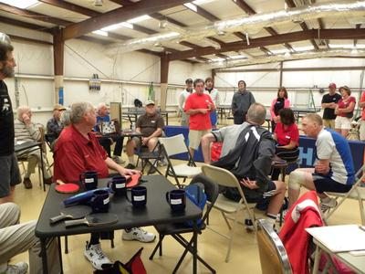 Sierra Vista Table Tennis Club