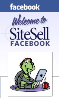 SiteSell on Facebook