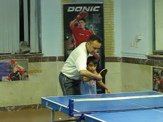 South-Khorasan Children Table Tennis Club