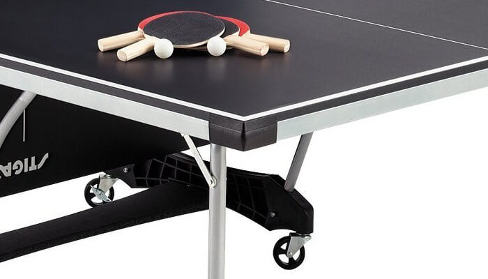 Stiga Daytona T8127 table tennis table corner protector