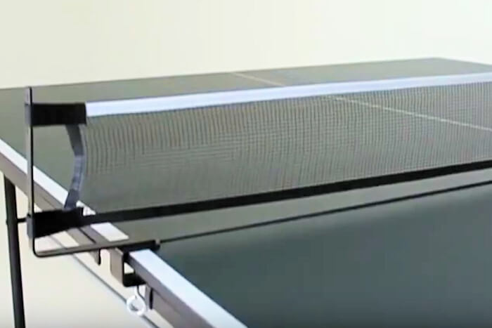 Stiga Impact T8621b table tennis table net