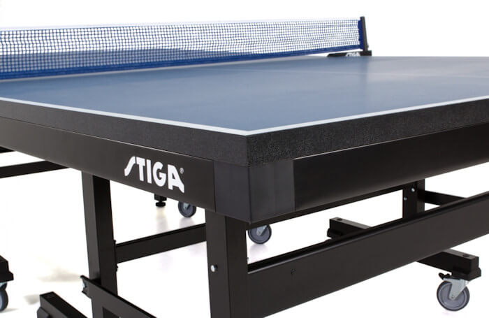 Stiga Optimum 30 T8508 table tennis table edge