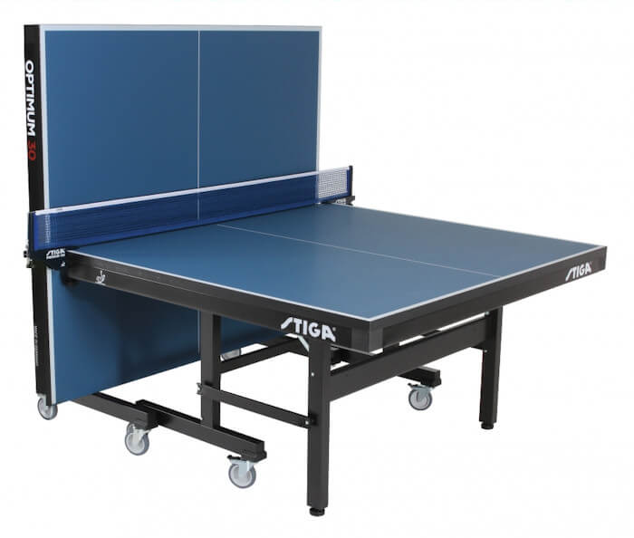 Stiga Optimum 30 T8508 table tennis table playback position