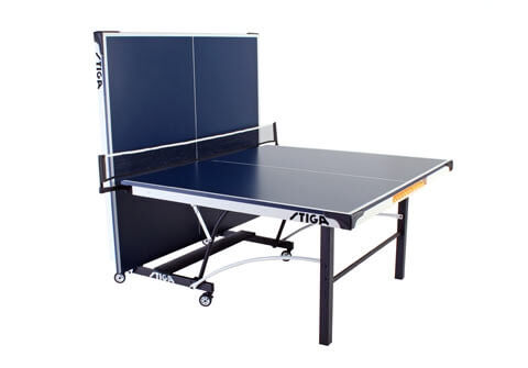 Stiga Tournament Series STS 185 T8521 table tennis table playback position