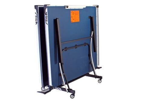 Stiga Tournament Series STS 185 T8521 table tennis table storage position