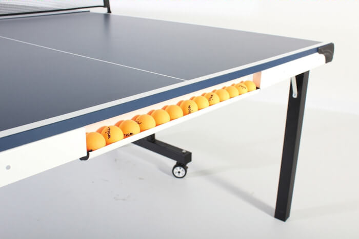 Stiga Tournament Series STS 285 T8522 table tennis table edge