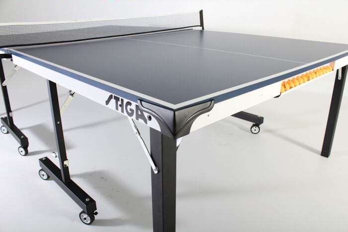 Stiga Tournament Series STS 285 T8522 table tennis table corner protector