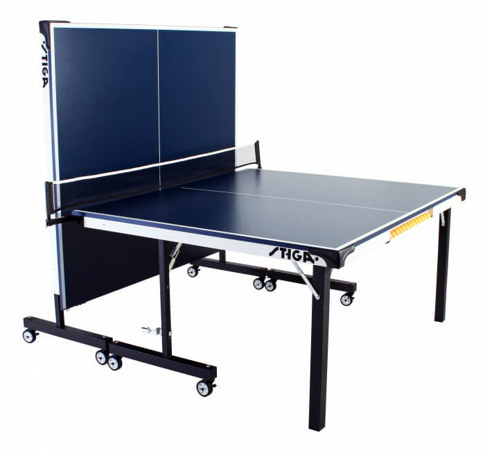 Stiga Tournament Series STS 285 T8522 table tennis table playback position