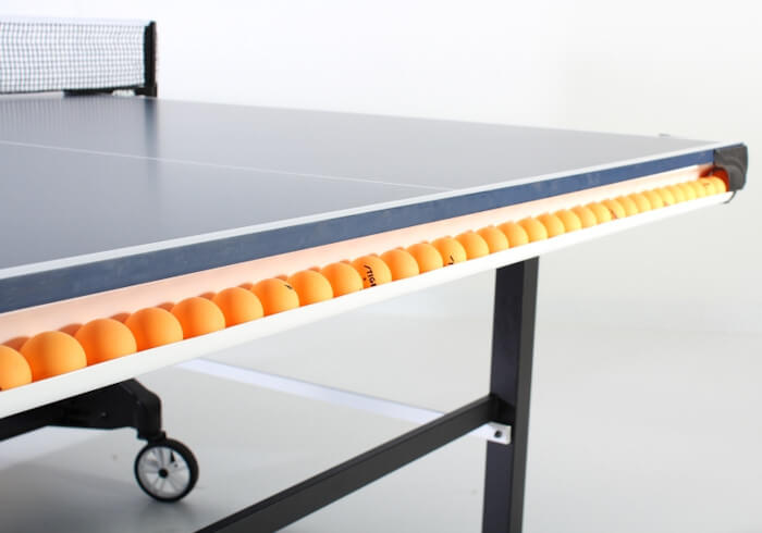 Stiga Tournament Series STS 385 T8523 table tennis table edge