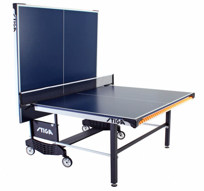 Stiga Tournament Series STS 385 T8523 table tennis table playback position