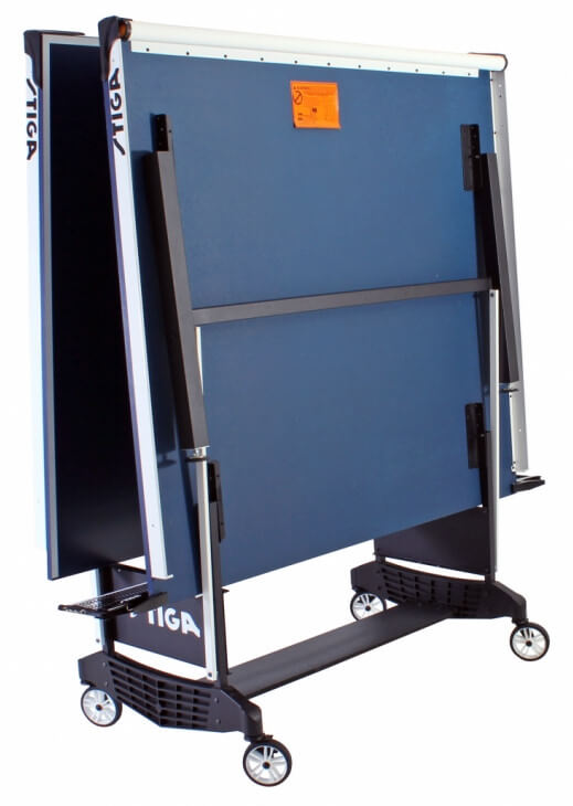 Stiga Tournament Series STS 385 T8523 table tennis table storage position