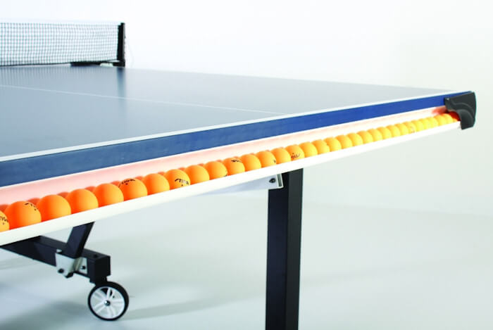 Stiga Tournament Series STS 420 T8524 table tennis table edge