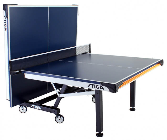 Stiga Tournament Series STS 420 T8524 table tennis table playback position