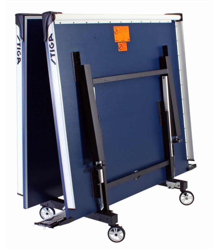 Stiga Tournament Series STS 420 T8524 table tennis table storage position