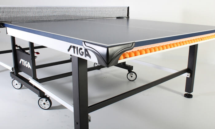 Stiga Tournament Series STS 520 T8525 table tennis table corner protector