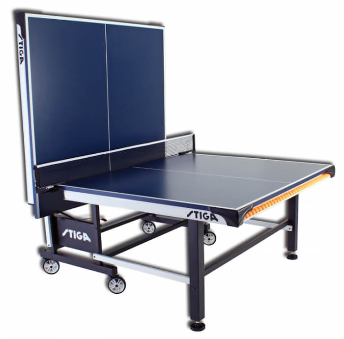 Stiga Tournament Series STS 520 T8525 table tennis table playback position