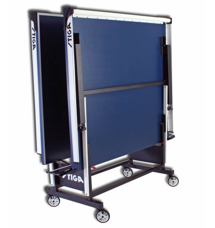 Stiga Tournament Series STS 520 T8525 table tennis table storage position