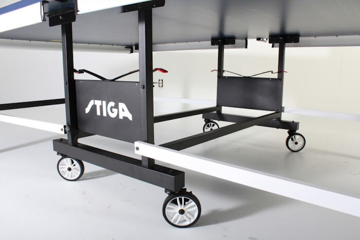 Stiga Tournament Series STS 520 T8525 table tennis table undercarriage