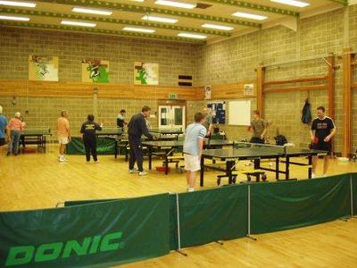 Stowupland Table Tennis Centre