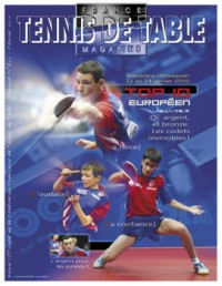 Table Tennis Magazine - France