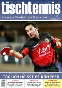 Table Tennis Magazine - Germany