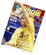 Table Tennis Magazine - Sweden
