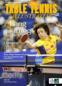 Table Tennis Magazine