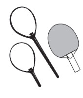 Table tennis racket history