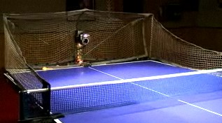 Table Tennis Robot