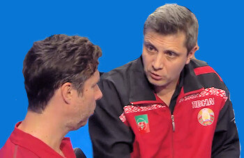 Table tennis tips from coach
