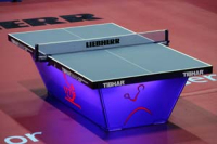 Tibhar table tennis table
