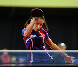Wall colours for table tennis