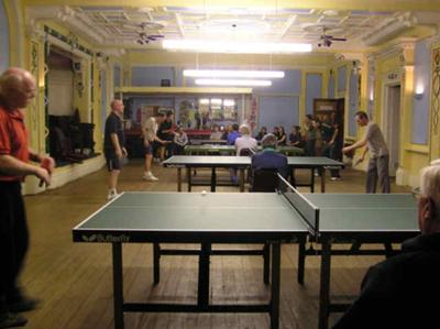 West Somerset Table Tennis Association
