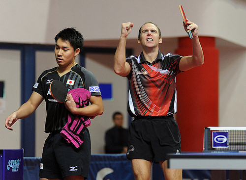 table tennis - winning is everything