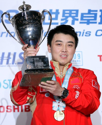 2009 World Championships - Mens Singles Winner