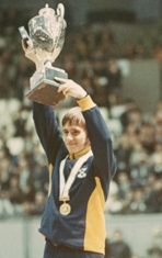 World Table Tennis Champion 1971 - Stellan Bengtsson