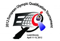2012 Olympic Games - European Qualification Tournament logo