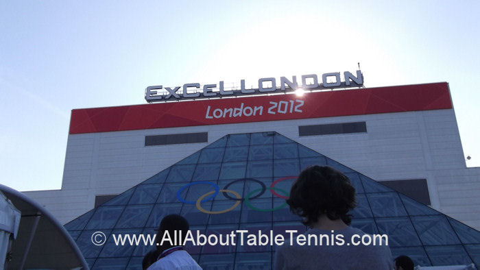 2012 Summer Olympics Table Tennis Venue