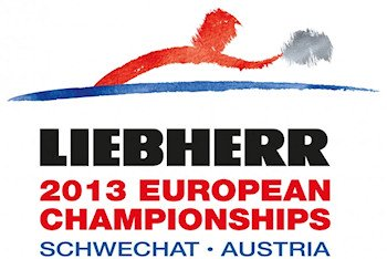 Logo for European Championships 2013