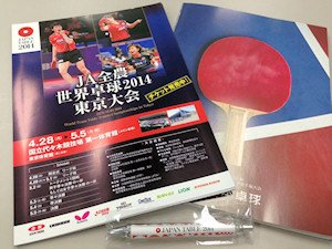 Programme for the 2014 World Team Championships