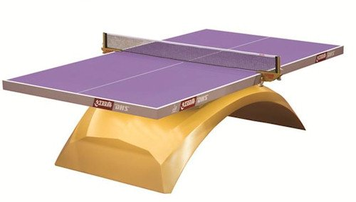 2015 World Championships will be played on Double Happiness tables
