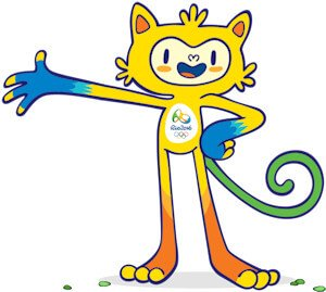 Rio 2016 Olympic Games Mascots