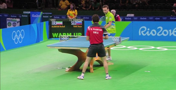 2016 Olympic Games Men's Singles Event
