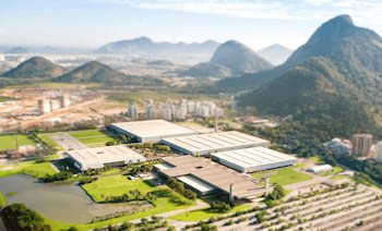 Riocentro Pavilion 3 will be venue for Rio 2016 Olympic Games Table Tennis competition
