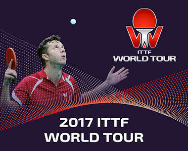 2017 ITTF World Tour logo