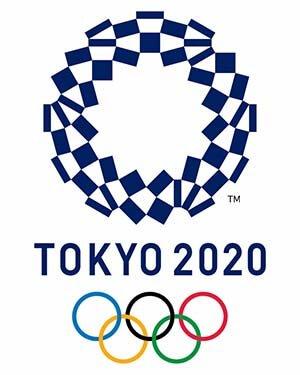 Olympic Games logo - Tokyo 2020