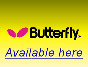 Butterfly table tennis equipment available here