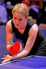 Biba Golic - Womens Table Tennis