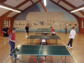 Burlington Table Tennis Club