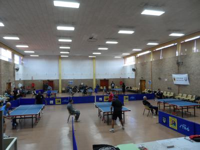 Callies Table Tennis Club - Port Elizabeth, Eastern Cape, South Africa